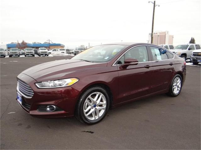 2013 Ford Fusion SE Sedan for sale in Reno for $19,984 with 12,730 miles.