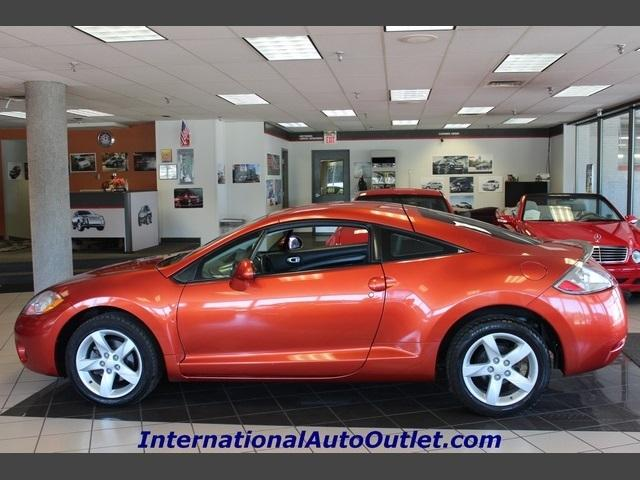 2007 Mitsubishi Eclipse GS Coupe for sale in Hamilton for $6,995 with 119,000 miles.