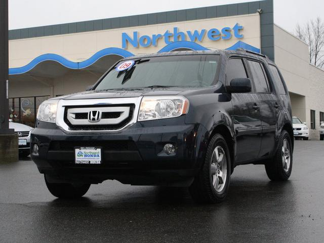 2009 Honda Pilot EX-L SUV for sale in Bellingham for $28,999 with 54,085 miles