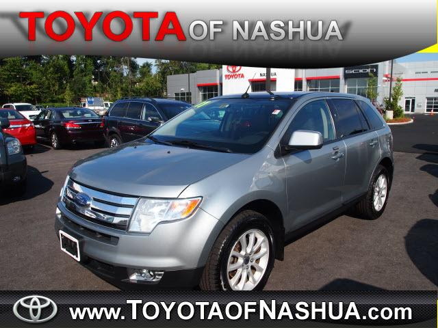 2007 Ford Edge SEL SUV for sale in Nashua for $14,995 with 78,887 miles.