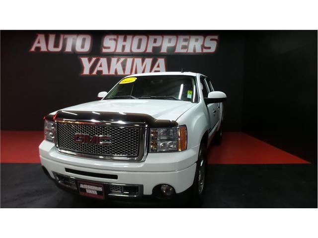 2008 GMC Sierra 1500 Denali Crew Cab Crew Cab Pickup for sale in Yakima for $33,999 with 58,370 miles.