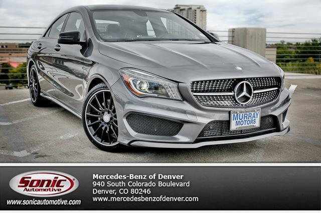 mercedes benz colorado springs used cars