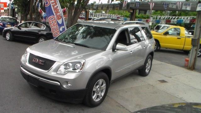 2008 GMC Acadia SLT1 SUV for sale in Brooklyn for $9,999 with 123,171 miles.