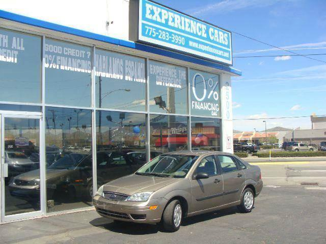 2005 Ford Focus ZX4 SE Sedan for sale in Carson City for $7,995 with 109,440 miles.