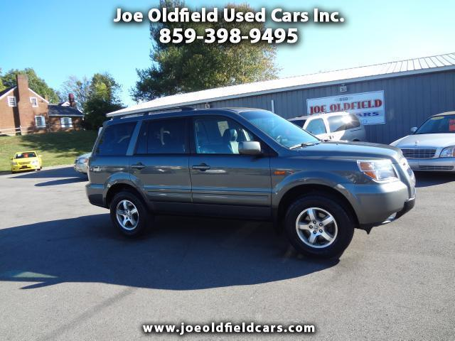 2007 Honda Pilot EX-L SUV for sale in Mt Sterling for $16,495 with 100,575 miles.