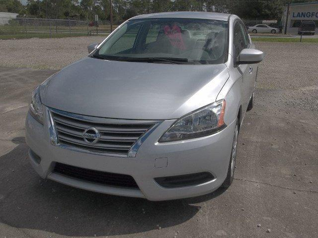 2013 Nissan Sentra SL Sedan for sale in LaBelle for $14,984 with 21,401 miles