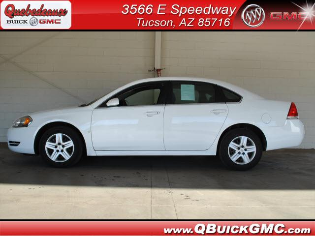 2010 Chevrolet Impala LS Sedan for sale in Tucson for $0 with 37,726 miles