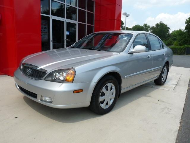 2005 Suzuki Verona S Sedan for sale in Charlotte for $12,995 with 71,670 miles.