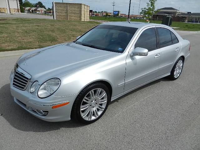 2007 Mercedes-Benz E-Class E350 Sedan for sale in Bixby for $12,995 with 0 miles