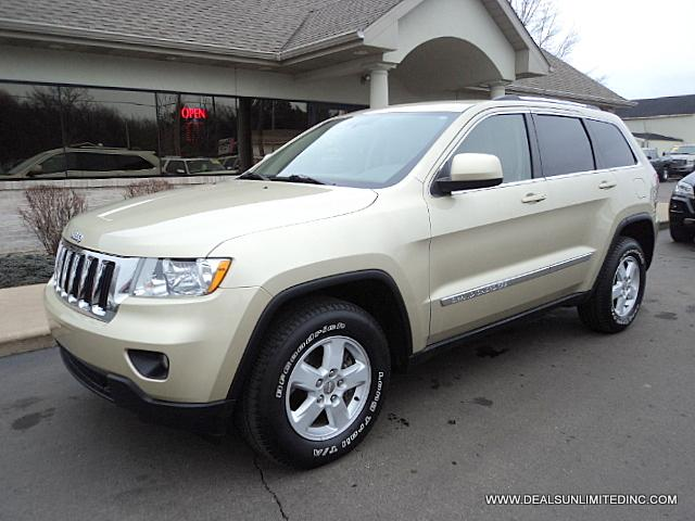 2012 Jeep Grand Cherokee Laredo SUV for sale in Portage for $18,900 with 119,135 miles