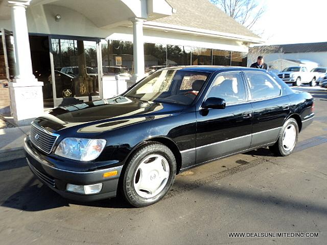1999 Lexus LS 400 Sedan for sale in Portage for $7,995 with 167,716 miles