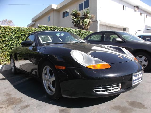 2000 Porsche Boxster Convertible for sale in Lomita for $4,999 with 72,699 miles.