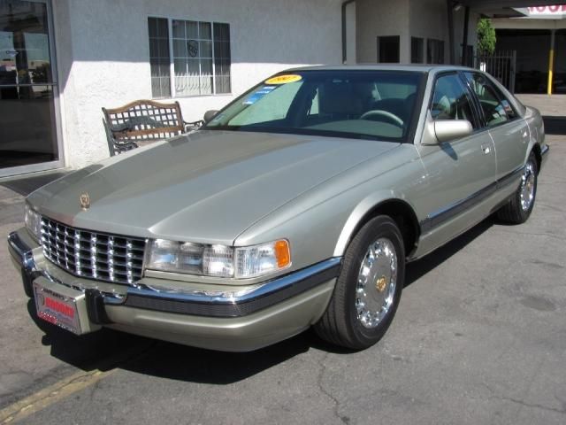 1997 Cadillac Seville SLS Sedan for sale in Ontario for $4,000 with 136,339 miles.