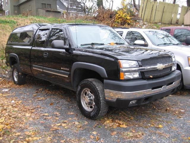 2004 Chevrolet Silverado 2500 LS Extended Cab Extended Cab Pickup for sale in MIDDLETOWN for $15,995 with 101,151 miles