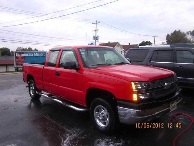2003 Chevrolet Silverado 1500 LS Extended Cab Extended Cab Pickup for sale in MIDDLETOWN for $13,995 with 71,340 miles.
