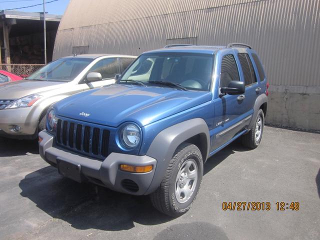 2003 Jeep Liberty Sport SUV for sale in MIDDLETOWN for $6,995 with 146,196 miles.