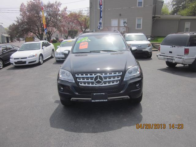 2010 Mercedes-Benz M-Class ML350 4MATIC SUV for sale in MIDDLETOWN for $35,500 with 35,952 miles.