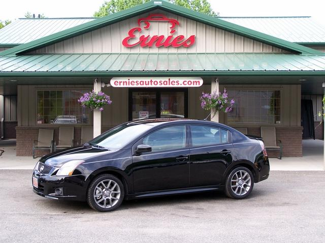 2012 Nissan Sentra SE-R Spec V Sedan for sale in North Adams for $16,995 with 16,775 miles