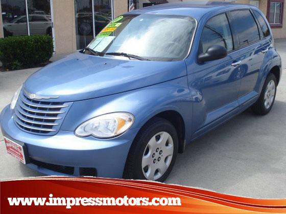 2007 Chrysler PT Cruiser Base Wagon for sale in Downey for $5,999 with 80,187 miles