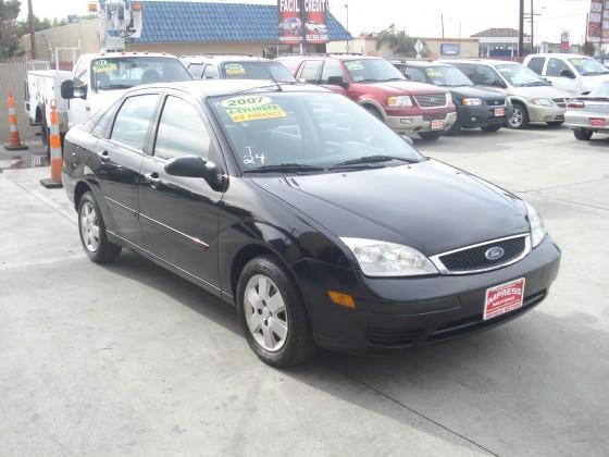 2006 Ford Focus ZX4 Sedan for sale in Downey for $4,499 with 0 miles