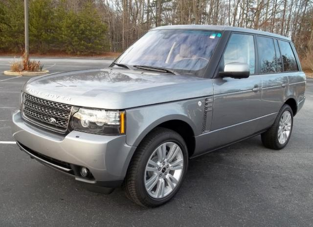 2012 Land Rover Range Rover HSE SUV for sale in Mills River for $89,945 with 39 miles.