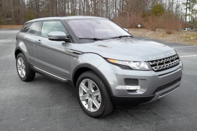 2012 Land Rover Range Rover Evoque Pure Plus SUV for sale in Mills River for $50,345 with 28 miles