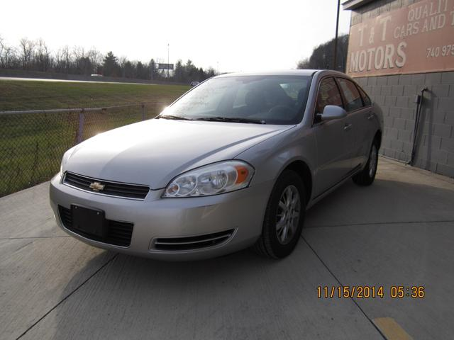 2007 Chevrolet Impala Sedan for sale in Newark for $6,995 with 105,341 miles.