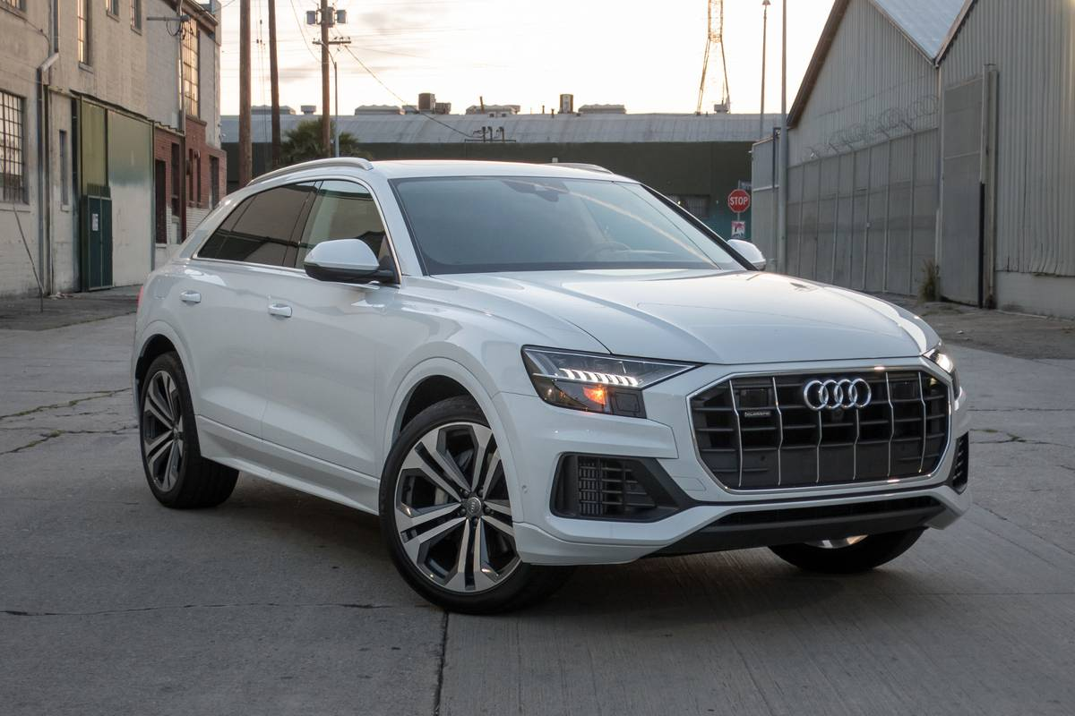 2019 Audi Q8 Review: A Big SUV With a Big Catch