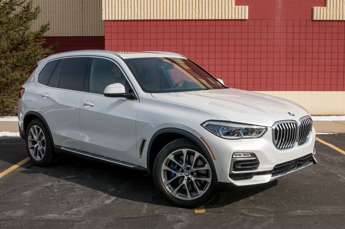 2019 BMW X5 Review: Excellent SUV, Iffy BMW