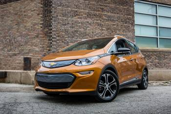 Nearly 51,000 2017-19 Chevrolet Bolt EVs Recalled for Fire Risk