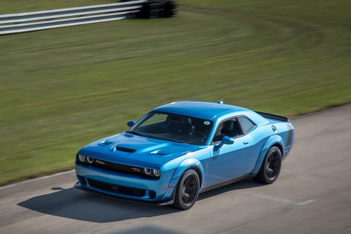 The 2019 Dodge Challenger RT Scat Pack Widebody Is the Best