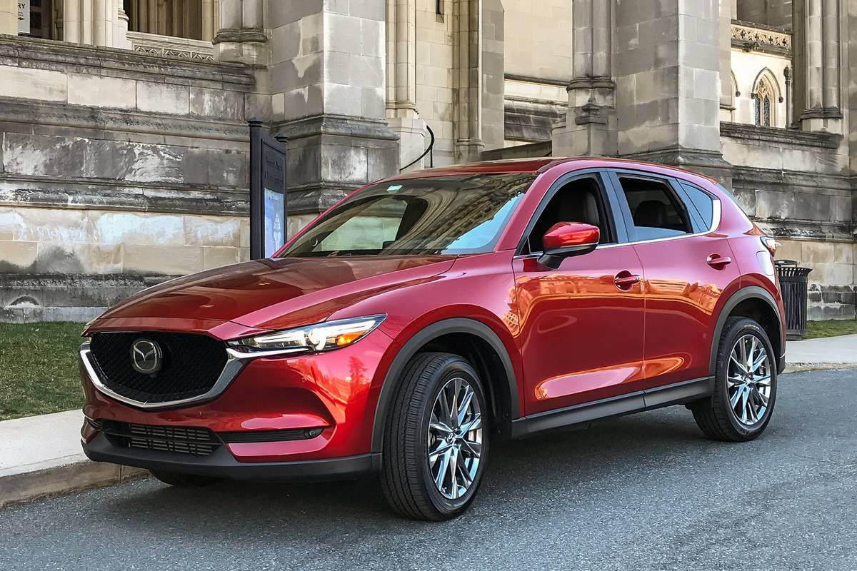 How Do Car Seats Fit in a 2020 Mazda CX-5?