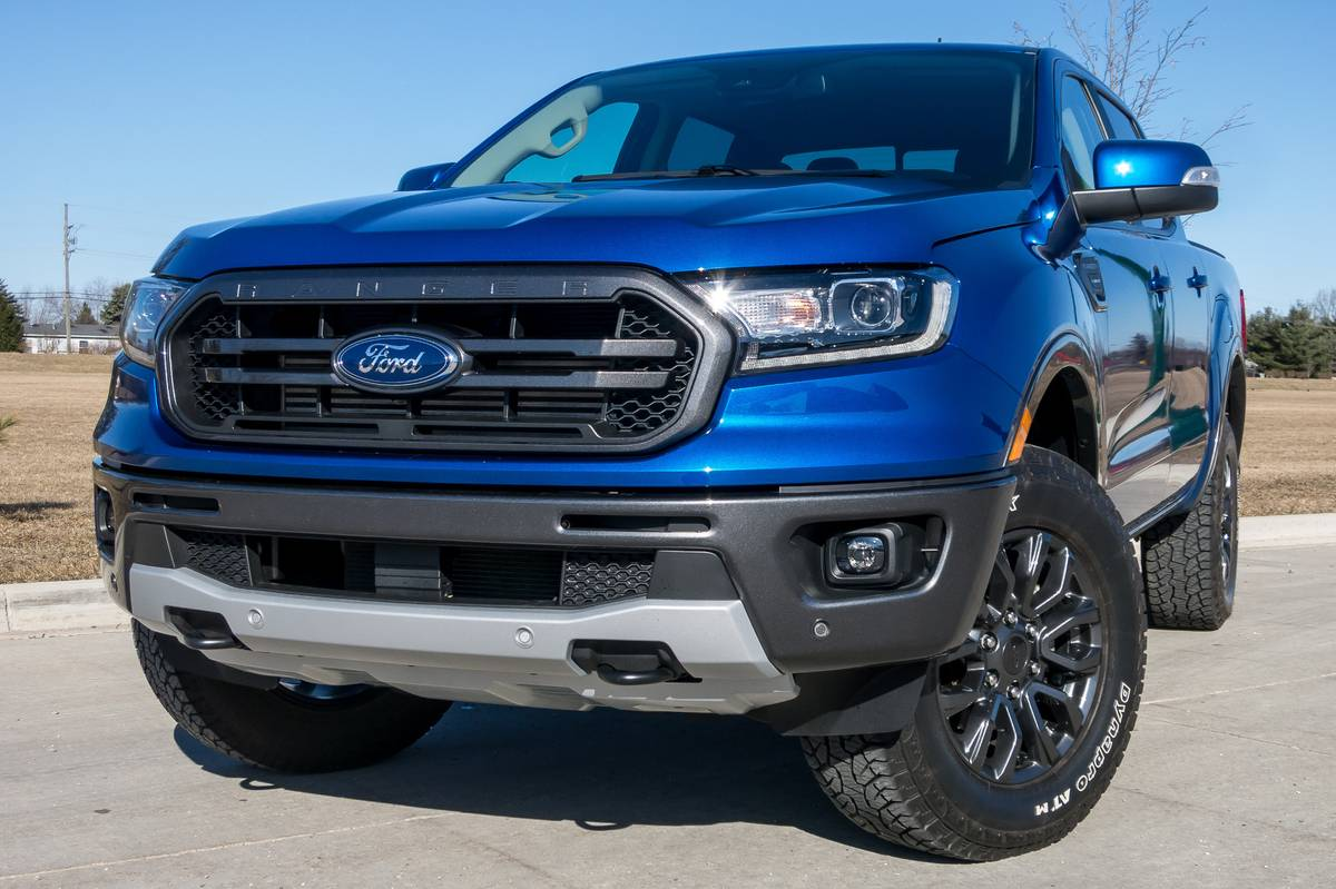 2019 Ford Ranger 7 Things We Like 4 Things We Don T News Cars Com