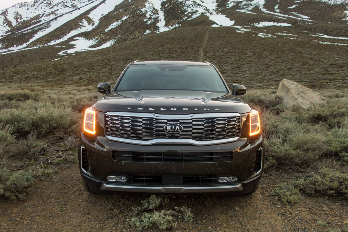 Telluride Or Die New Kia Suv So Much Better Than Sorento It S Fratricide News Cars Com