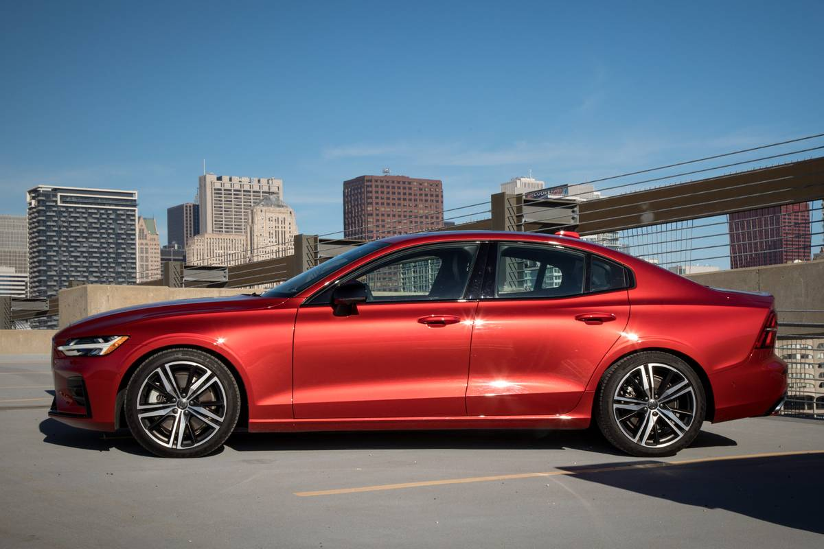 2019 Volvo S60 Everything You Need To Know News Cars Com