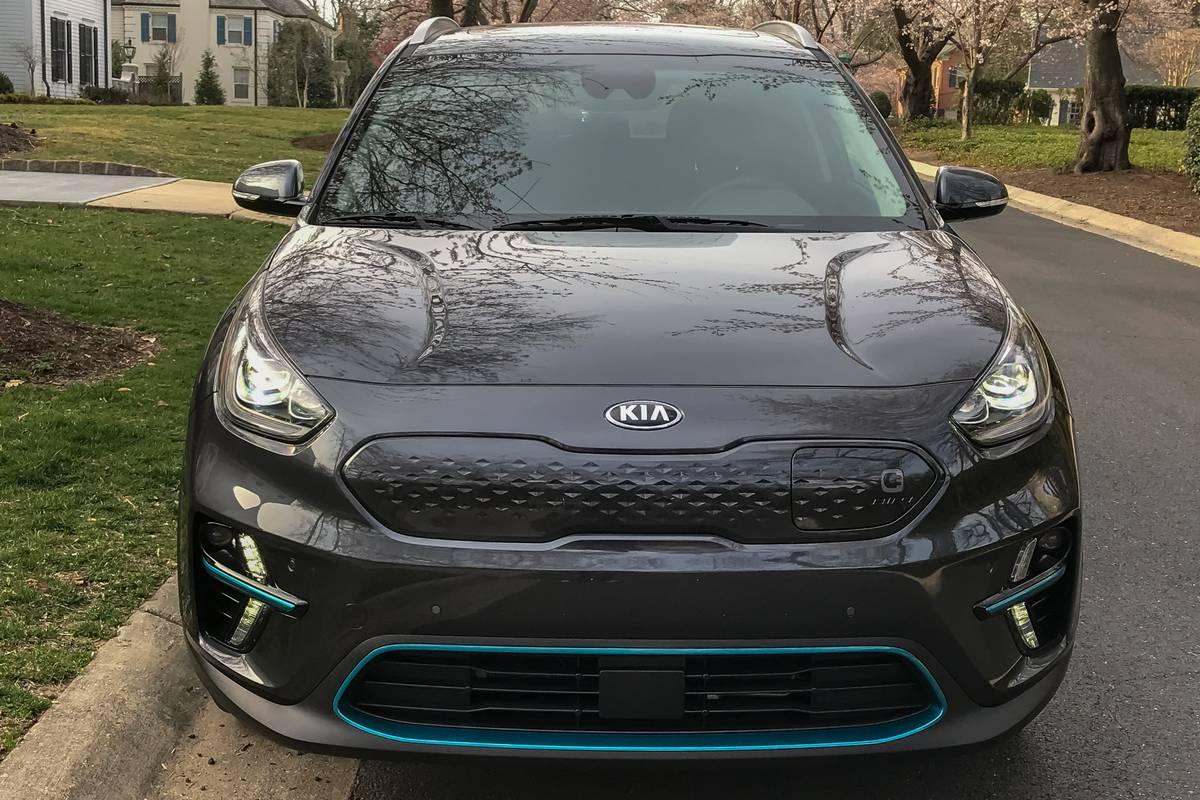 2019 Kia Niro Ev Everything You Need To Know News Cars Com