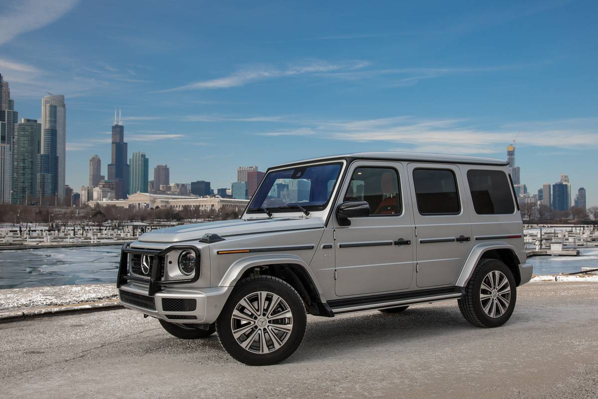 3 Things We Like And 3 Not So Much About The 2019 Mercedes Benz G Class News Cars Com