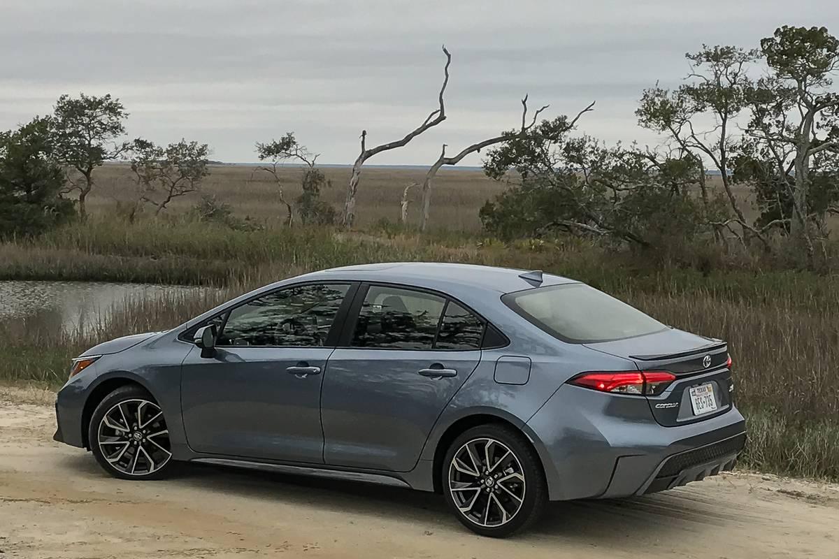 Neue Bewertung 2020 Toyota Corolla