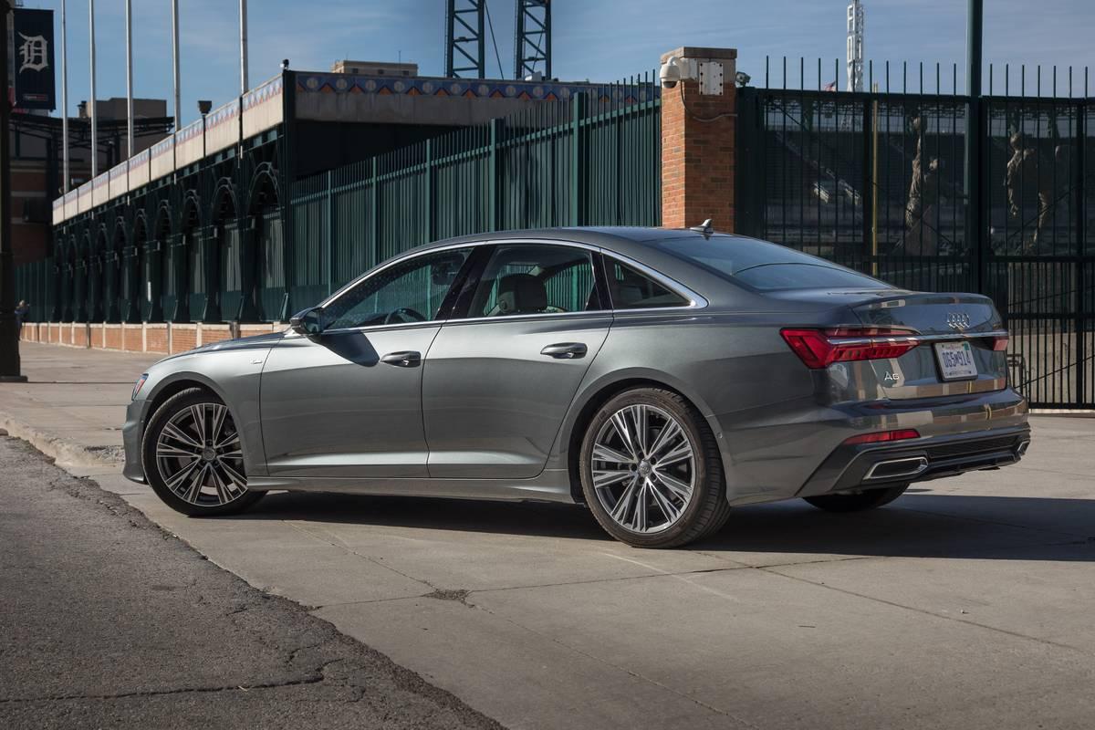 Kelebihan A6 Audi 2019 Harga