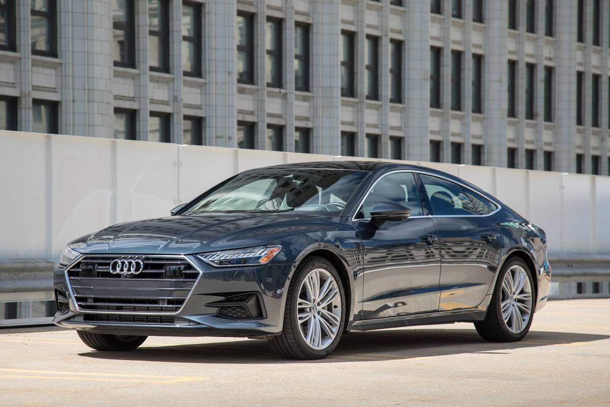 2019 Audi A7 6 Things We Like 3 Things We Don T News Cars Com