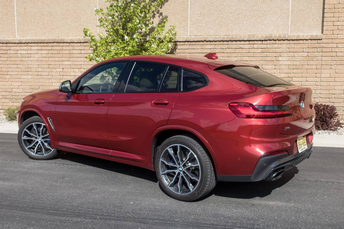 2019-2020 BMW X4: Everything You Need to Know