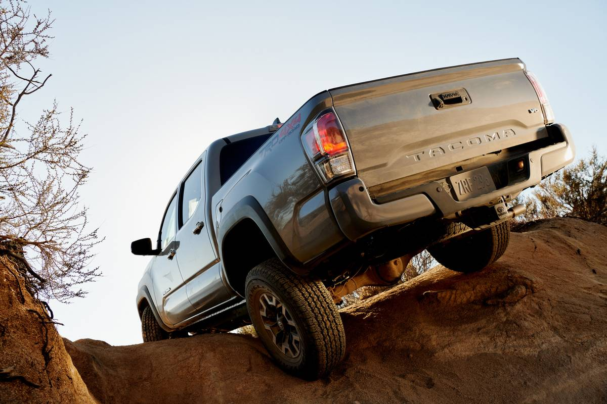 10 Biggest Pickup Truck Stories: Toyota Tacoma Plays It Safe Against Silverado Special Edition, Tesla Cybertruck