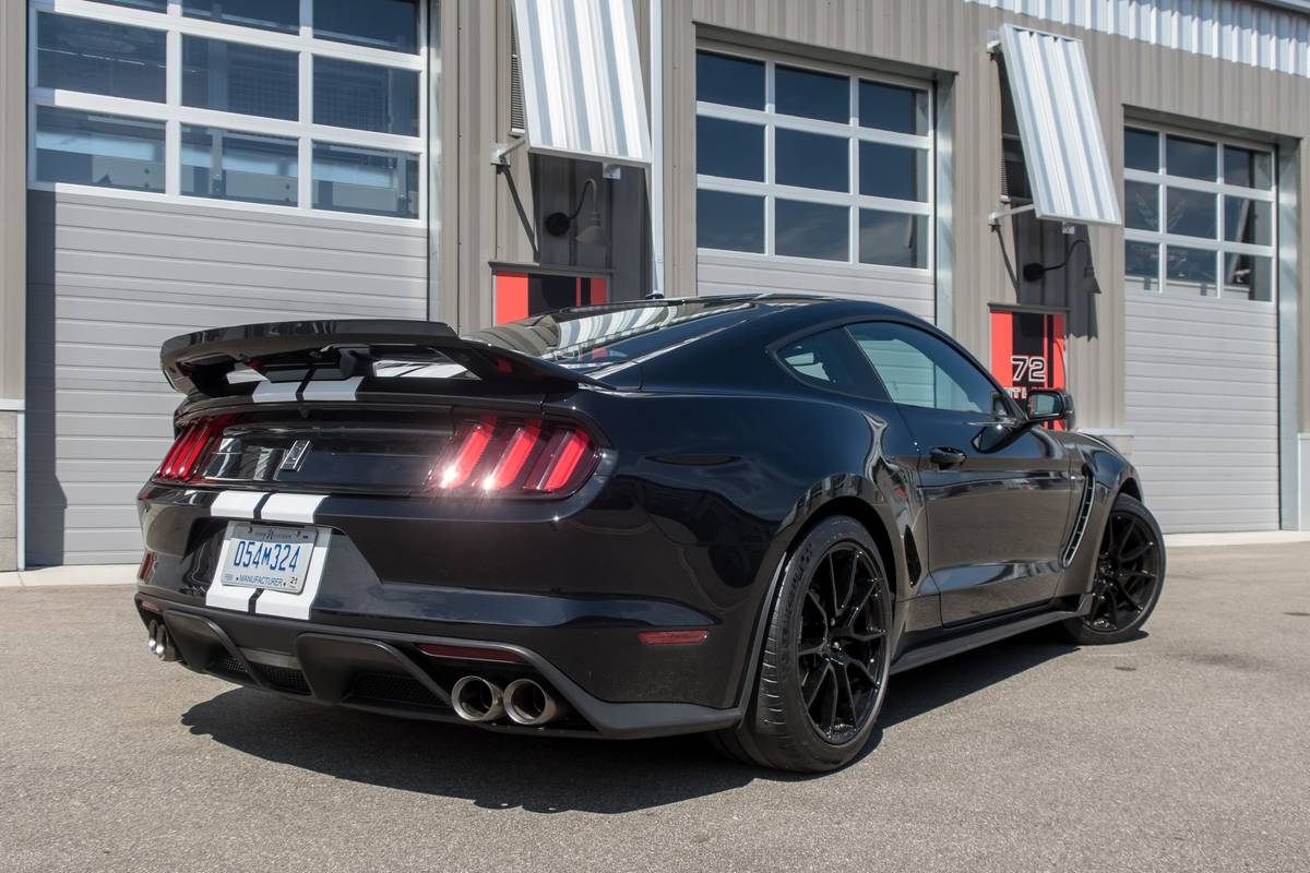 2019 Ford Mustang Shelby GT350 First Drive: Is This the Best Mustang Ever Made?