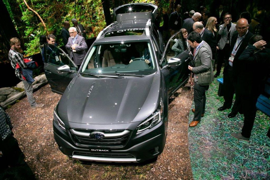 10 Biggest News Stories of the Week: 2020 Subaru Outback Up Top