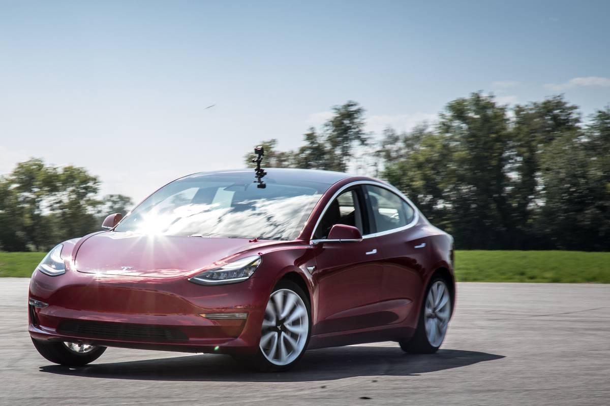 The Week in Tesla News: Model 3 Price Up, Green Light in ...