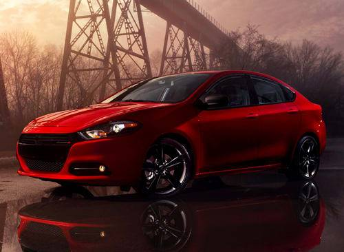 Dodge, Scion Bring Limited Editions to Detroit