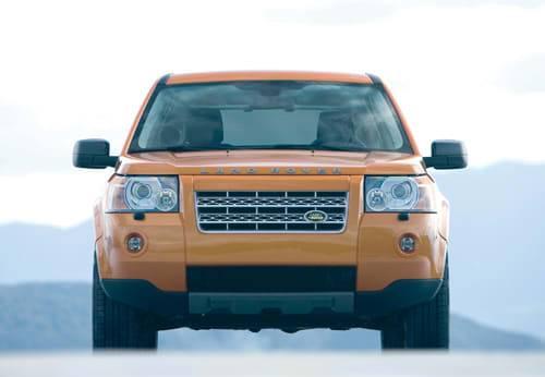 Recall Alert: 2010-2011 Land Rover LR2