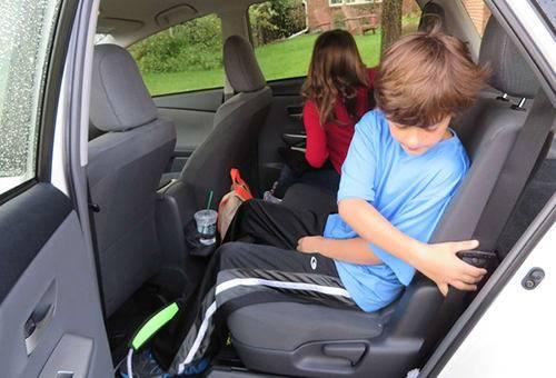 Seat Belts And Older Kids, Kids Car Seat Belt