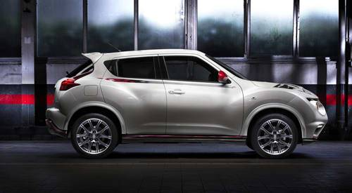 Nissan's Juke Lineup Gets Nismo Boost