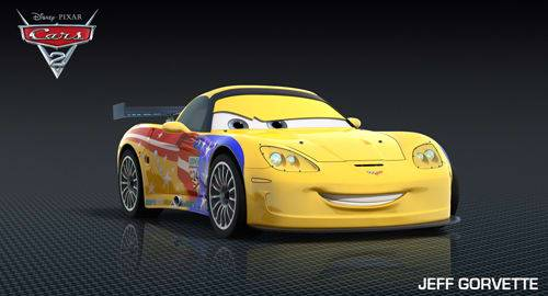 Exclusive Cars 2 Racers Get Real Specs News Cars Com